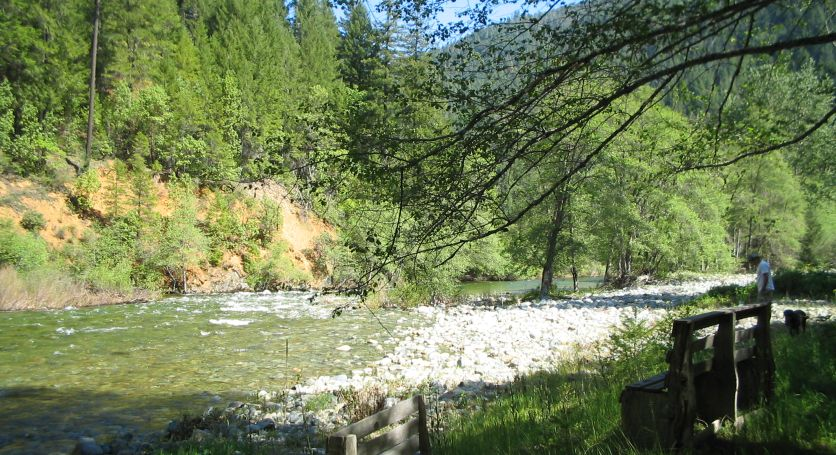 Salmon River Gold Claims For Sale Gold Mining Claim